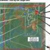 Geophysical survey over 1,000 sq. km. area
