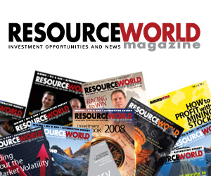 Subscribe to Resource World Magazine