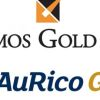 Alamos and AuRico planning merger