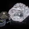 Lucara announces sale of 1,109-carat Lesedi La Rona