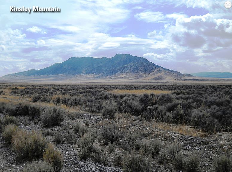 The Kinsley Mountain property of Pilot Gold and Nevada Sunrise Gold, Elko County, Nevada. Source: Nevada Sunrise Gold Corp.