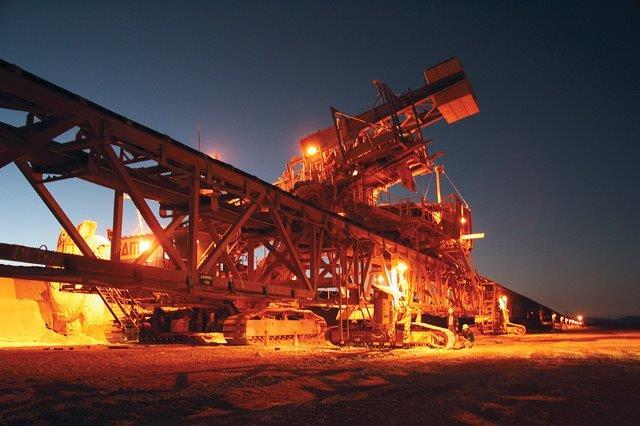 The Zaldivar copper mine in Chile. Source: Barrick Gold Corp.