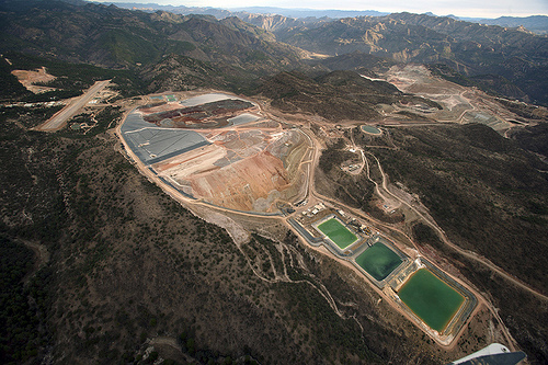 Alamos Gold's 100%-owned Mulatos gold mine located 220 km east of Hermosillo, Sonora State, Mexico. Source: Alamos Gold Inc.
