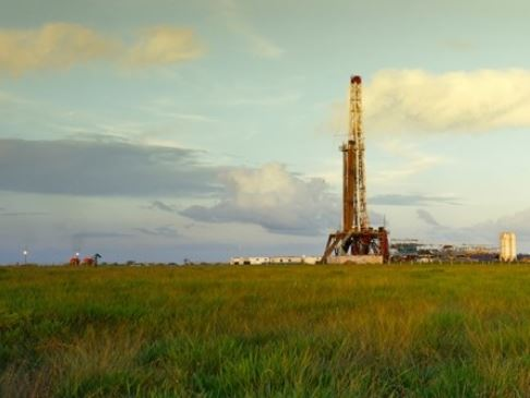 Oil drilling in the Williston Basin of northeast Saskatchewan. Source: Saturn Minerals Inc.