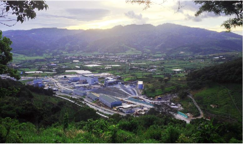 The 100%-owned Escobal silver-gold-lead-zinc mine of Tahoe Resources in Guatemala. Source Tahoe Resources Inc.