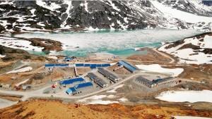 The Pretium Resources Brucejack Project in northwest British Columbia. Source: Pretium Resources Inc.