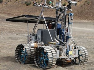 Deltion Innovations is working with the Canadian Space Agency and NASA develop drilling technology for the Lunar Resource Prospector Mission scheduled for 2018. Source: Deltion Innovations Ltd.