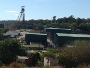 The Blanket Mine in southwest Zimbabwe, Africa. Source: Caledonia Mining Corp. Plc.