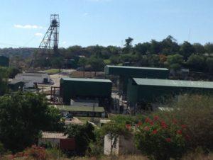 The Blanket Mine in southwest Zimbabwe, Africa. Source: Caledonia Mining Corp. Plc.