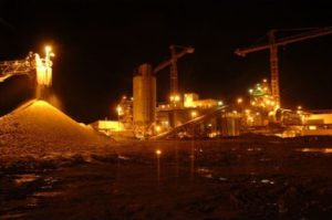 Galane Gold's Mupane Mine in Botswana. Source: Galane Gold Ltd.