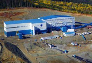 Mount Milligan Mine, Thompson Creek Metals Company Inc.