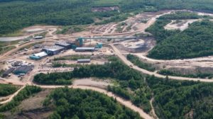 Trevali's wholly-owned Caribou Mine and Mill Complex consists of a developed underground mine with significant resources of zinc-lead-silver-copper-gold, a fully permitted 3,000-tonne-per-day processing mill, flotation recovery plant, metallurgical and geochemical laboratories, and a tailings treatment facility, all located approximately 50-km west of Bathurst, New Brunswick, Canada.