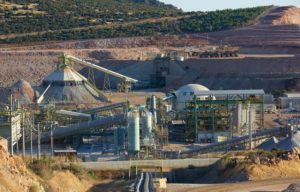 The Kişladağ Mine in Turkey. Source: Eldorado Gold Corp.