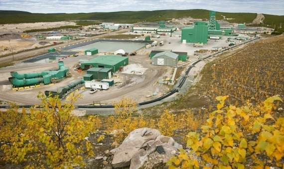 Uranium miner Cameco stories $62M loss in 4th quarter