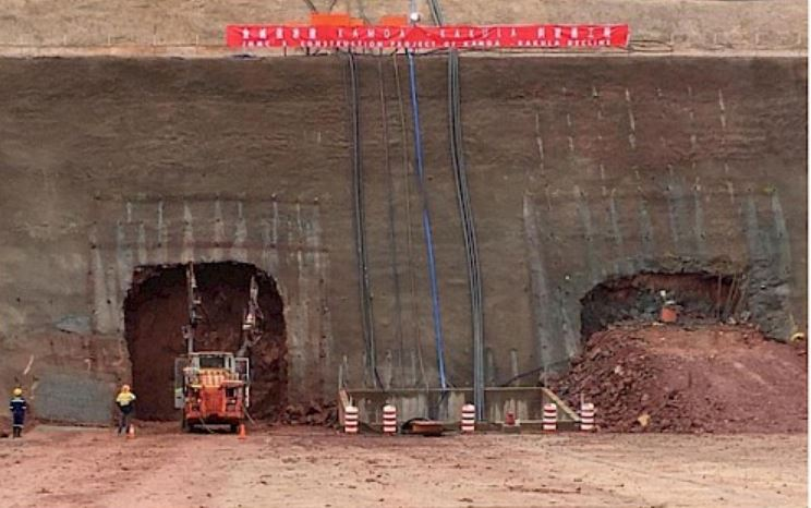Ivanhoe Mines (IVN) Stock Price Down 3.5%