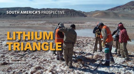 Resource World Magazine 187 Lithium Triangle