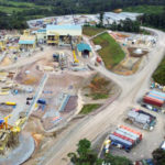 Lundin on track for first Ecuador gold pour
