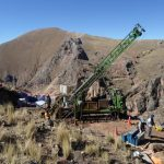 New Pacific drills 279.25 metres of 91 g/t silver
