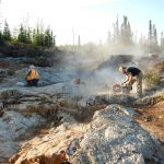 Midland Exploration Options to Probe Metals its La Peltrie Gold Property East of Lower Detour Zone 58N