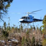 Nighthawk Gold up on NWT drill results