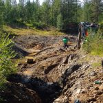 FireFox drills 2 metres of 33.25 g/t gold at Mustajarvi, Finland