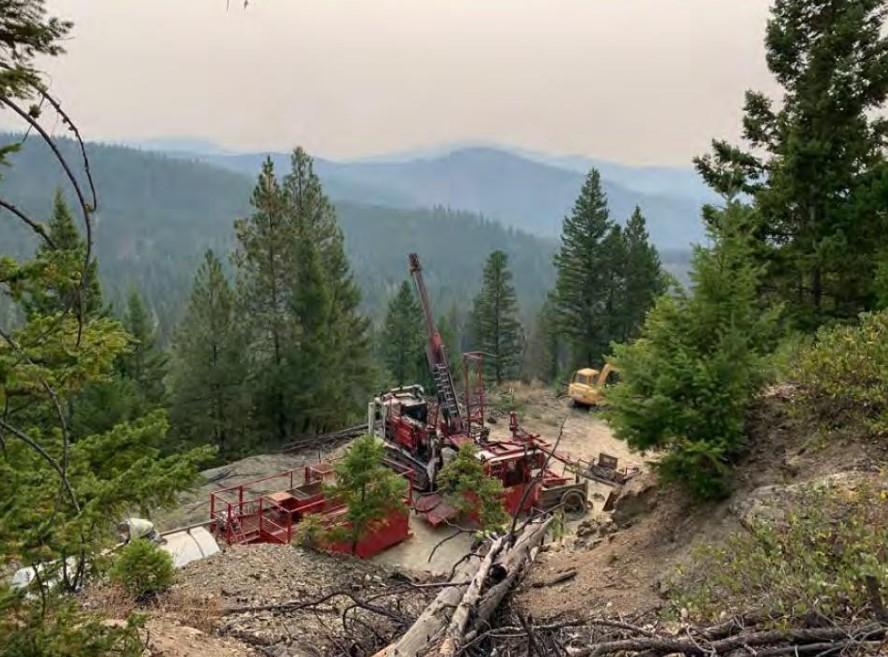 Freeman Gold drills 151 metres of 2.5 g/t gold at Lemhi Project, Idaho thumbnail